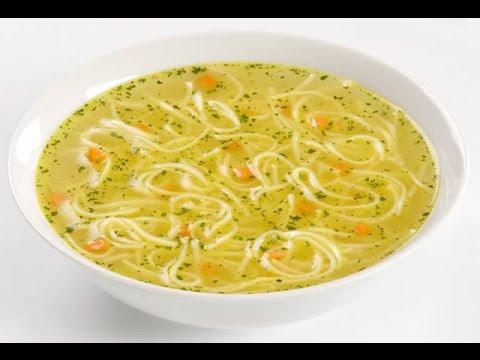 Куриный суп с лапшой быстрого приготовления рецепт с фото