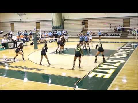 2014 08 16 Palm Beach State College vs Norwood Set 1