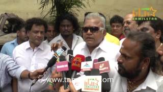 Sarathkumar Filing Nomination