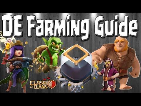 Dark Elixir Farming Guide - 3 Strategies for TH9 & TH10 - Clash of Clans