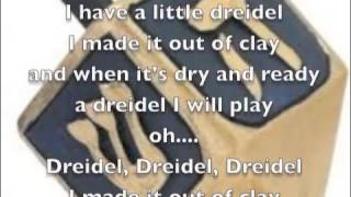 Dreidel Song with Lyrics