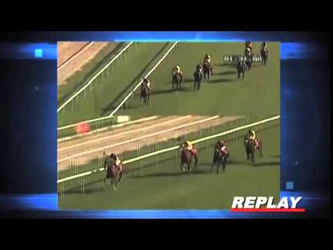 THE WINNING POST ACTION FROM THE S.A. POONAWALLA MULTI MILLION AND A PREVIEW OF THE INDIAN ST. LEGER