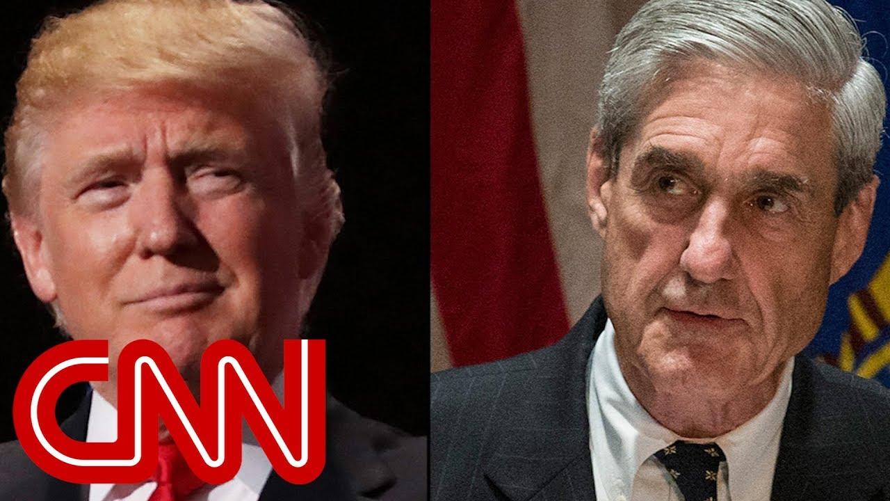 Trump escalates attacks on Robert Mueller