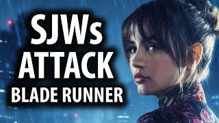 SJWs Attack Blade Runner 2049