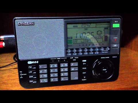 Radio New Zealand International - 11725 kHz