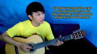 Download Lagu Wali Jamin Rasaku   Nathan Fingerstyle Acoustic Cover Gratis STAFABAND