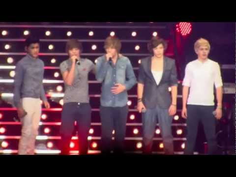 One Direction - Forever Young HD (Wembley Concert)