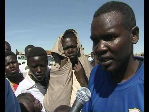 NetworkNewsToday: DARFUR: END GENDER-BASED VIOLENCE & RAPE (UNAMID)