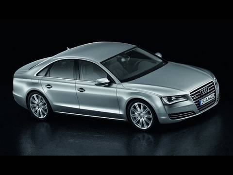 2011 Audi A8 Overview - short version