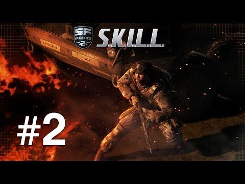 S.K.I.L.L. - Special Force 2   Max soldat universal   Episodul 2