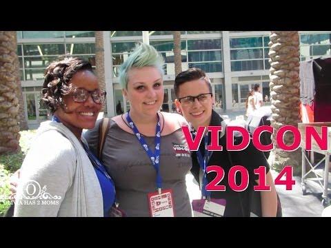 Vidcon 2014: Day 1 - June 25, 2014