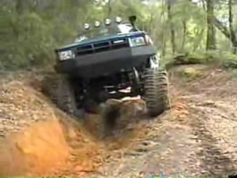 Toyota 4x4 - The REDGATE part duex