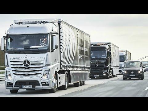 2017 Mercedes-Benz Trucks Highway Pilot Connect