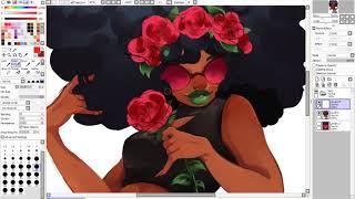 """""""Roses"""" [Speedpaint]"""