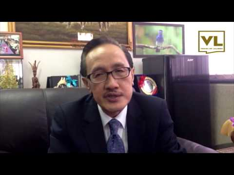 Voices of Leaders Interviews Masidi Manjun, Tourism Minister for Sabah, Malaysia