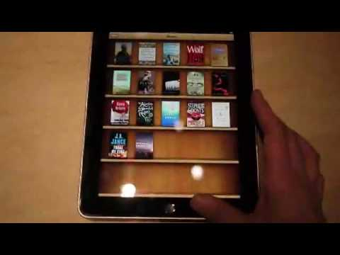 Apple iPad Tablet touch ,working great hands on