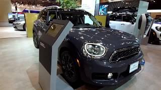2019 MINI COUNTRYMAN S E ALL4 PHEV @ 2019 Canadian International Auto Show