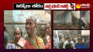 Titli Cyclone Effect in Srikakulam | Ramayapatnam People Face to Face | Sakshi Ground Report