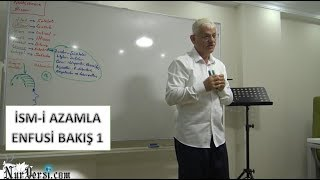 Hasan Akar - İsm-i Azamla Enfusi Bakış 1