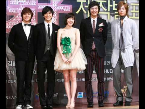 boys over flowers - because i