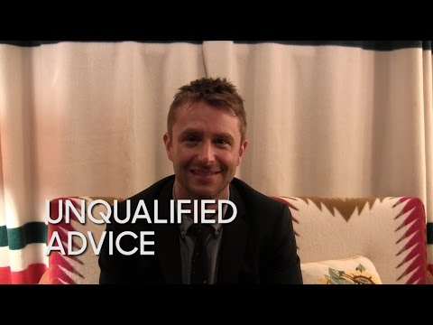 Unqualified Advice: Chris Hardwick