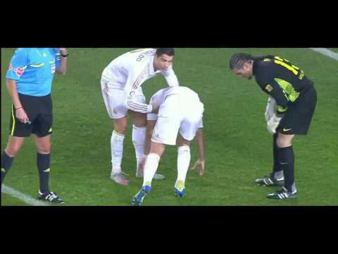 Karim Benzema vs Barcelona Away HD