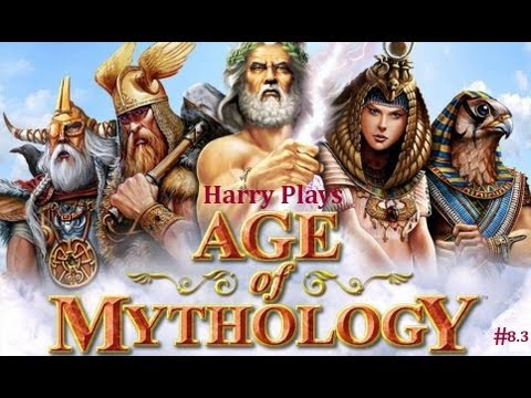 Harry Plays: Age of Mythology (Episode 8, Part 3) - A Small Victory