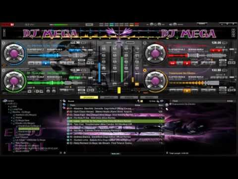 Electro House Mix 2012 2013 Dj Mega, Virtual Dj Pro 7 !!! + List Music HD°