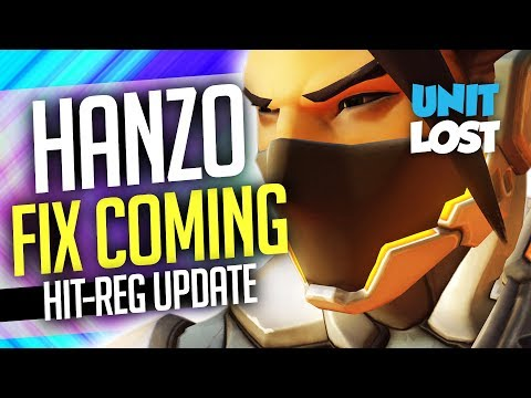 Overwatch News - Hanzo Arrow Fix Soon! No-Hit Detection Update!