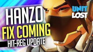 Overwatch News - Hanzo Arrow Fix Soon! No-Hit Detection Update!