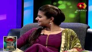 Priyamani sings a song