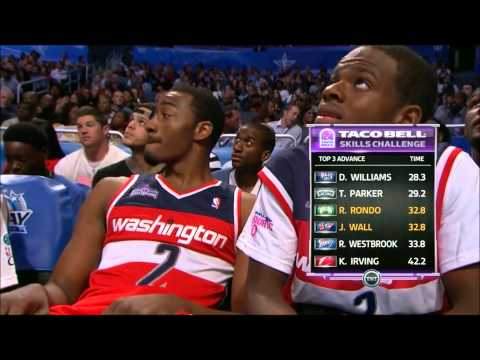 NBA Taco Bell Skills Challenge | All-Star 2012 Music Videos
