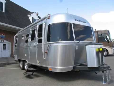 2012 Airstream Flying Cloud 23'C Lounge Travel Trailer Northeast