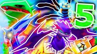 """Minecraft Pixelmon Island - """"THE 1st BATTLE"""" - Episode 5"""