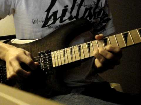 Iron Maiden - Blood Brothers Solo (Cover)