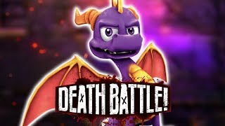Spyro Charges into DEATH BATTLE