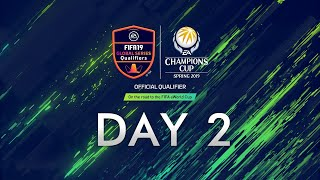 FIFA Online 4 : EACC Spring 2019 Day 2