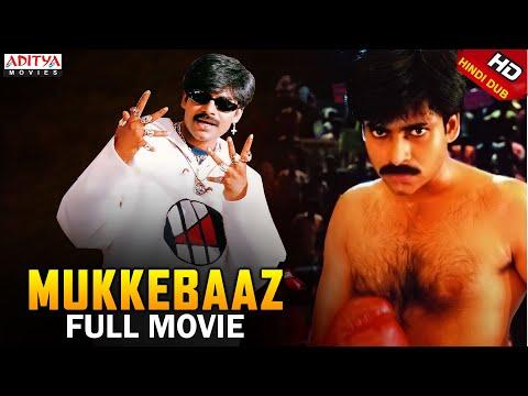 Pawan Kalyan's Mukkebaaz Full Hindi Dubbed Movie (Thammudu) || Pawan Kalyan, Preethi Zingania