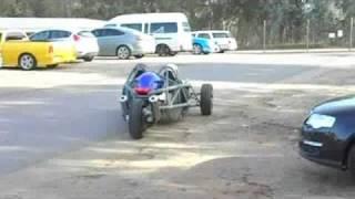 Reverse Trike -- Mako T3 01:50