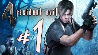 Resident Evil 4 – Parte 1: Leon S. Kennedy!! [ Xbox One - Playthrough ]