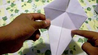 How To Make A Origami Wildflower Box
