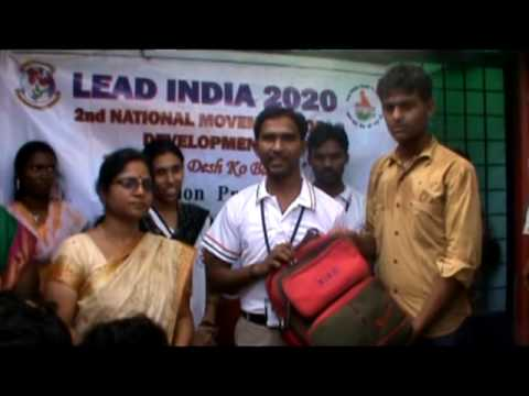 Lead India Rehabilitation Programme for Flood effected Schools