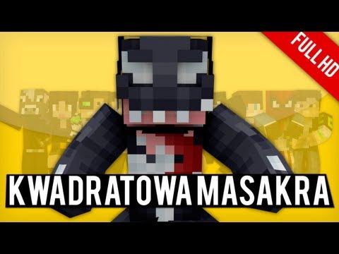 Kwadratowa Masakra A Minecraft Original Music
