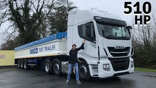 IVECO Stralis 510 (Euro 6) Truck - Full Tour & Test Drive
