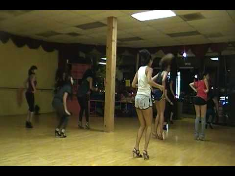 Stiletto fit Class Nasty Girl.MP4