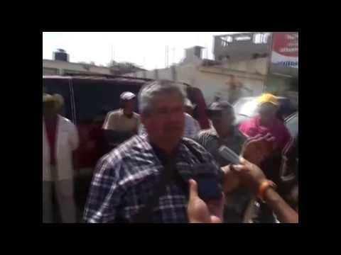 Reaparece Pedro Pablo Uriostegui, bloquea carretera iguala-altamirano en teloloapan