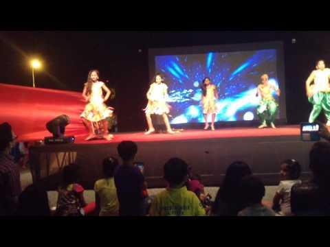 Desi Mela - Accra 2015 (Tam Girls)