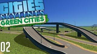 ► CITY TRANSFORMATION!   Cities: Skylines #2   Green Cities DLC◄
