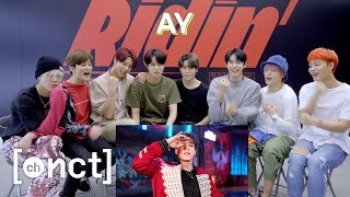 NCT 127 REACTION to 'Ridin''  | NCT 127 ➫ NCT DREAM