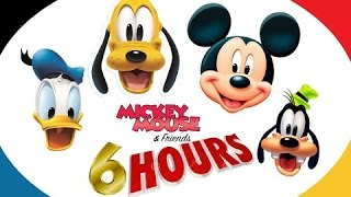 Mickey Mouse full episodes Cartoon Special 6 HOURS NON STOP!